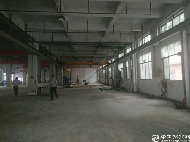石碣镇新出原房东实际面积1000㎡租金十一块。