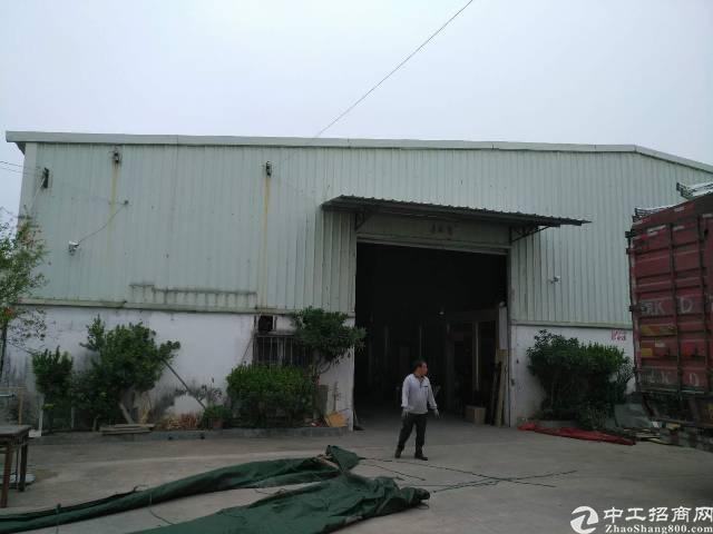 万江单一层滴水家具厂1000平米租16,