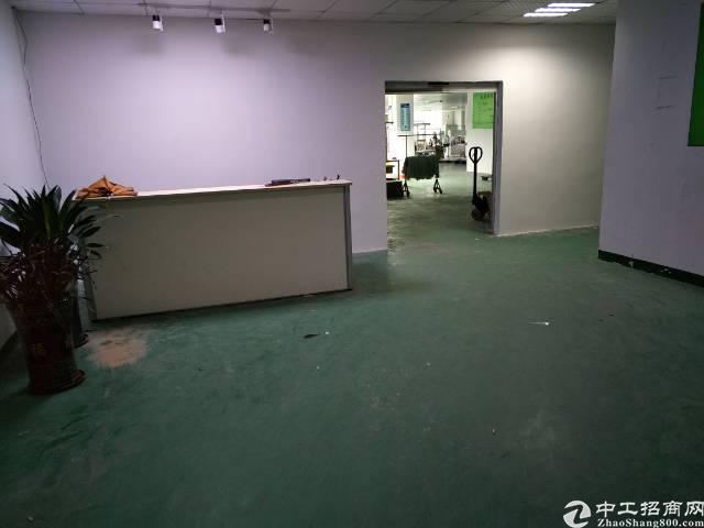 观澜新出三楼带办室装修1500平