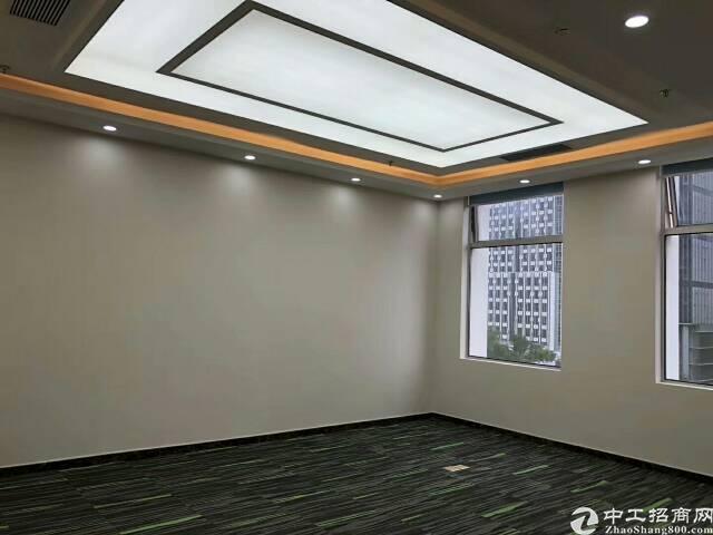 福田中心区~精装~双面采光!