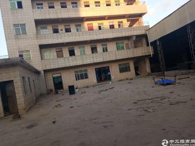 模具制造业的福音大朗原房东单一层10米高3000平独立宿舍小