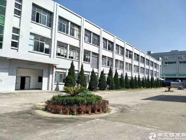 万江新出花园式独院标准厂房10000平方出租
