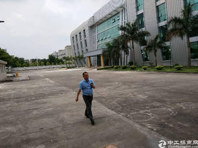清溪镇大路边40000平方独院厂房出售