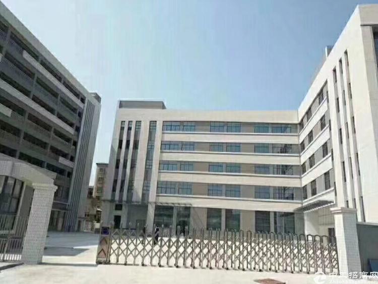 东莞长安16000平米国有证红本厂房底价出售