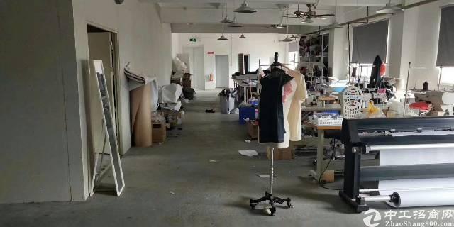 横岗安良新出   服装厂房   转让价格便宜-图2