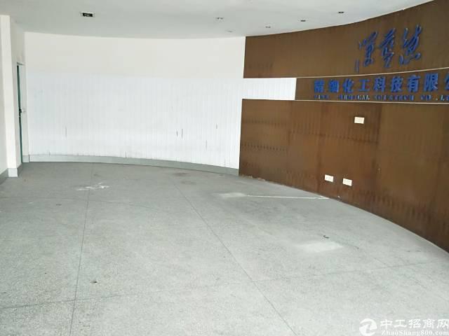 龙岗新生新出楼上带装修厂房500平出租