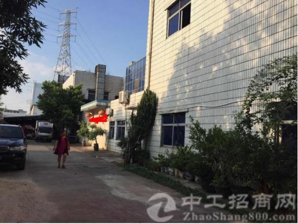 塘厦镇建筑 3600㎡集体证厂房出售