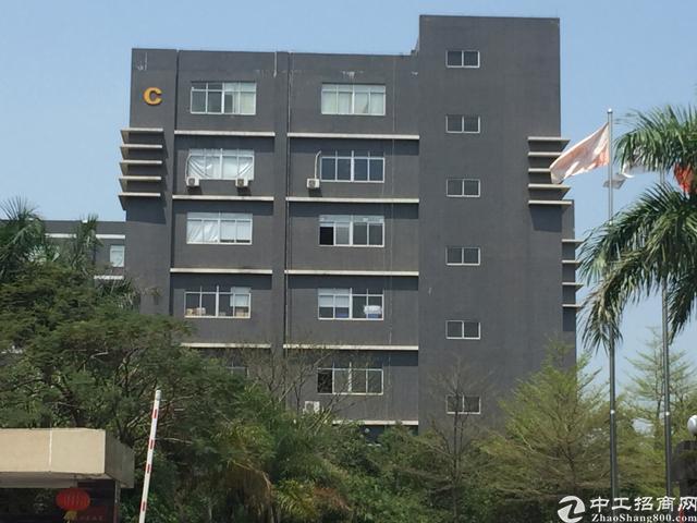 观澜章阁楼上1100平原房东标准厂房报价28