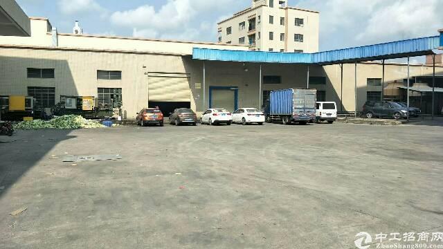 惠城区三栋镇新空出单一层钢构厂房