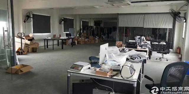 横岗安良新出   服装厂房   转让价格便宜-图3