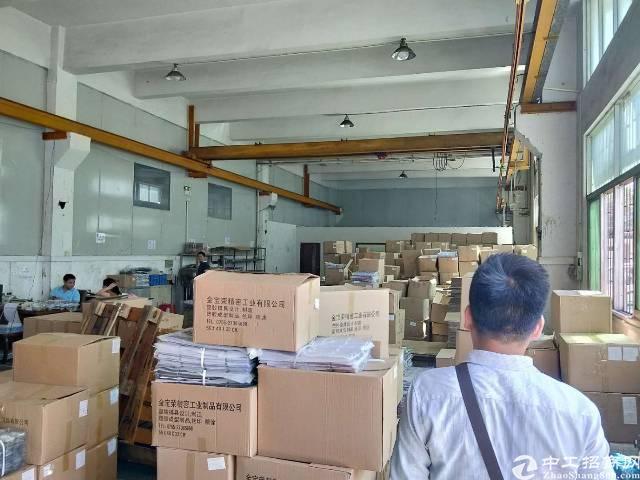 大田洋一楼800平米厂房低价出租