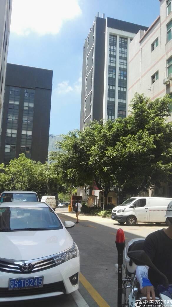 布吉上李朗工业区新出650平一楼厂房出租
