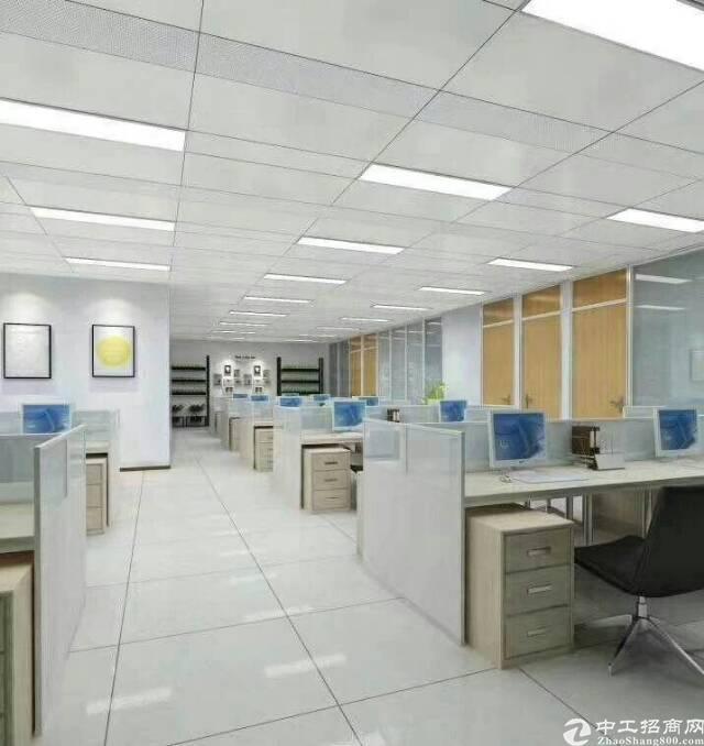 宝中时代广场整层出租,适合做公司总部
