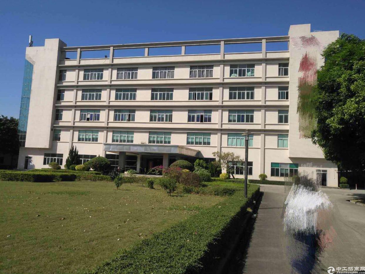 龙华新区独一无二园林式独院厂房22700平招租