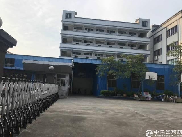 原房东独门独院厂房出租22000平米带精装修