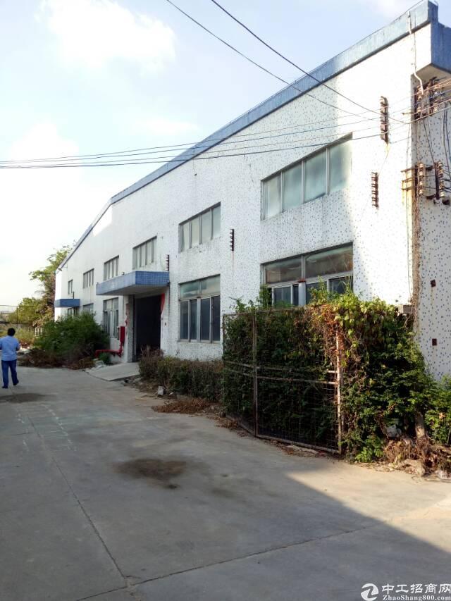 坪山碧岭工业园分租一栋钢结构厂房1150平米