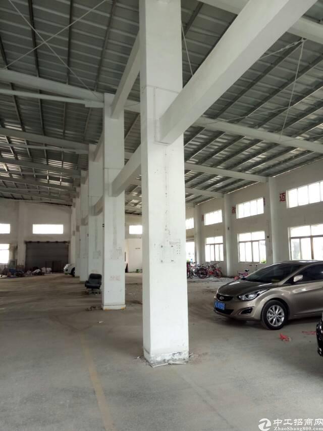 坪山区六联珠洋坑市场钢结构2000平招租