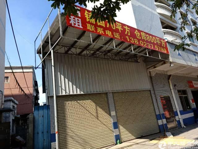 简沙洲新出一楼铁皮房  形象好价格便宜交通方便