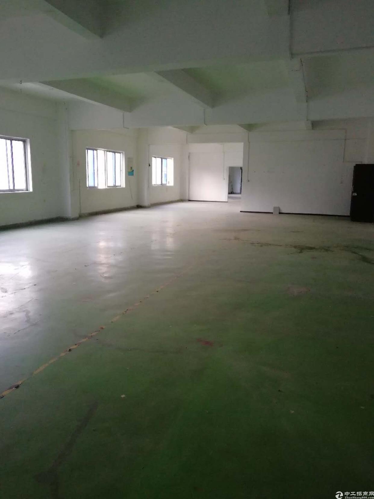 龙华龙胜地铁口旁新出单层1500平,原房东-图2