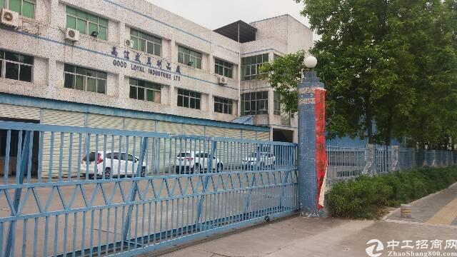 平湖辅城坳原房东一楼标准厂房出租