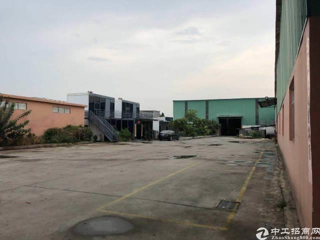 道滘独院厂房4000办公室宿舍1000电500可以过户交通方