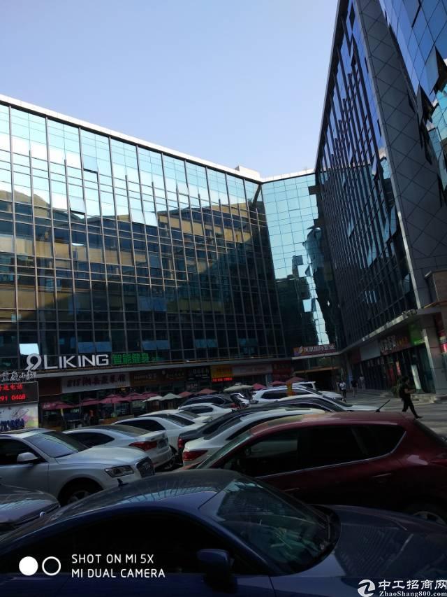 (出租)临近宝安机场,地铁口物业直租190平米,享政府补贴