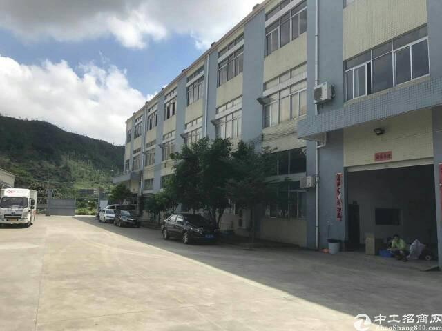 凤岗镇占地 1250 m²,建筑 3000 m²优质厂房出售