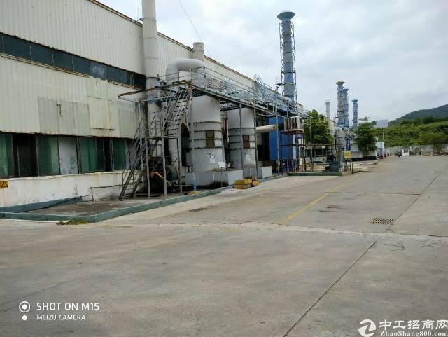 坪山新区大工业区新出4万平钢构厂房,滴水10米