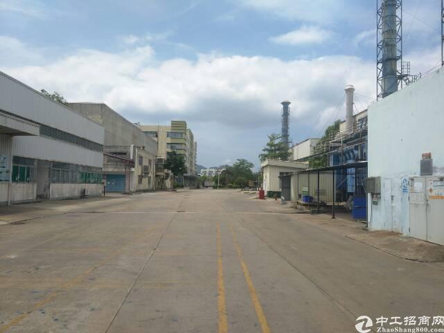坪山独院钢构厂房70000平方滴水十米