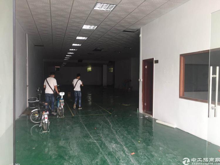 长安镇长青北路附近1楼600平招租,只限办公,仓库,电商。