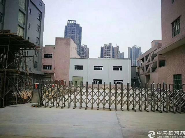 凤岗镇靠近深圳独门独院1万平方