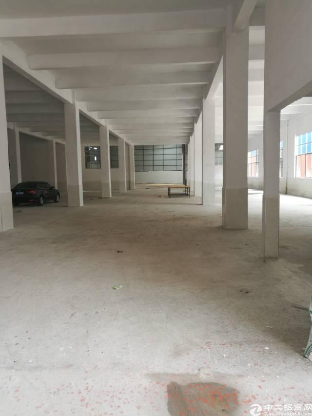 新塘一楼7米高厂房出租