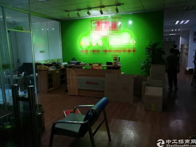 福永凤凰107国道边精装修无转让费800平-图3