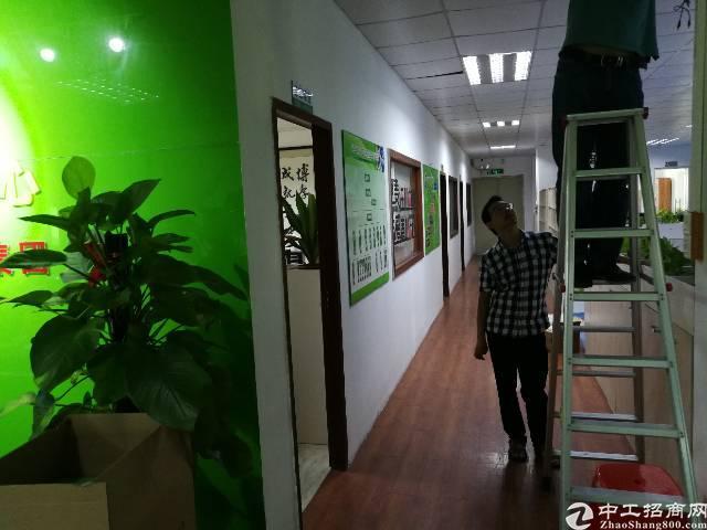 福永凤凰107国道边精装修无转让费800平
