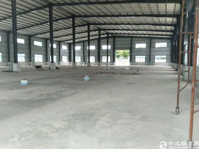 工业园区分租钢构