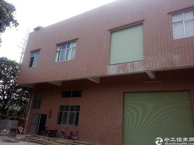 大岭山杨屋原房东1-2楼厂房350平