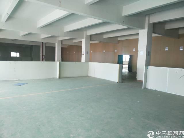 凤岗镇有印刷环保批文二楼2260平方