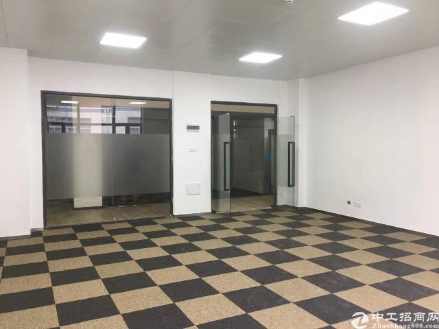福永地铁站附近100上下小面积全新写字楼招租