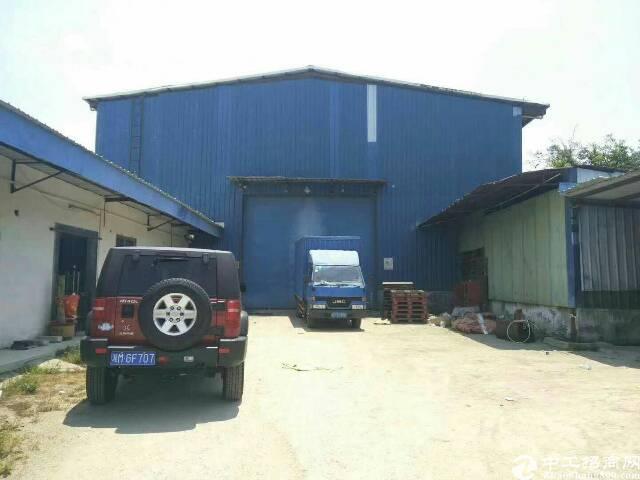 福永镇新和一楼3000平方钢构招租