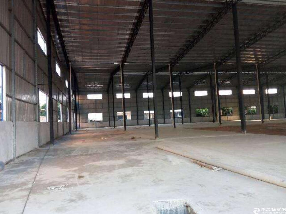 东城区新出一楼钢构厂房
