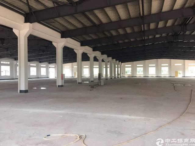 惠州仲恺高新区5000平米7米钢构厂房出租