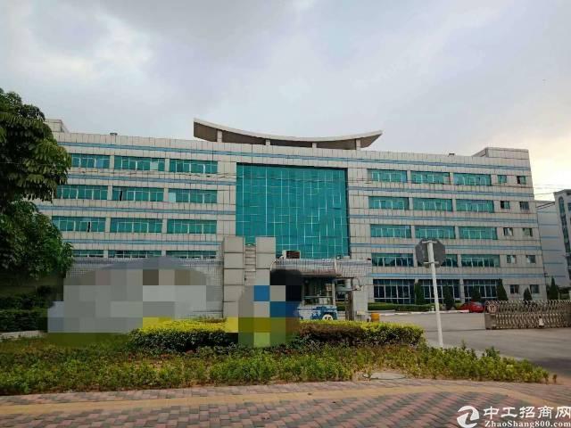 福永独院带红本厂房26800平方面积大小分租