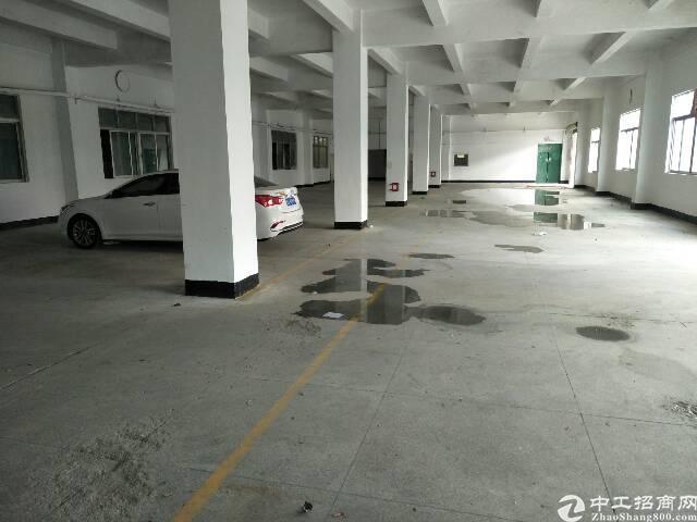 横岗安良独门独院精装修厂房出租4600平方高4.7米空地大