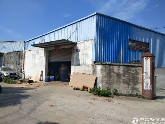 横沥镇原房东小加工厂福音400平方出租