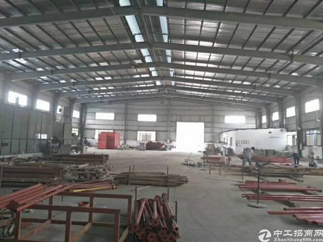 广州新塘新出10米高3450平方独院出租
