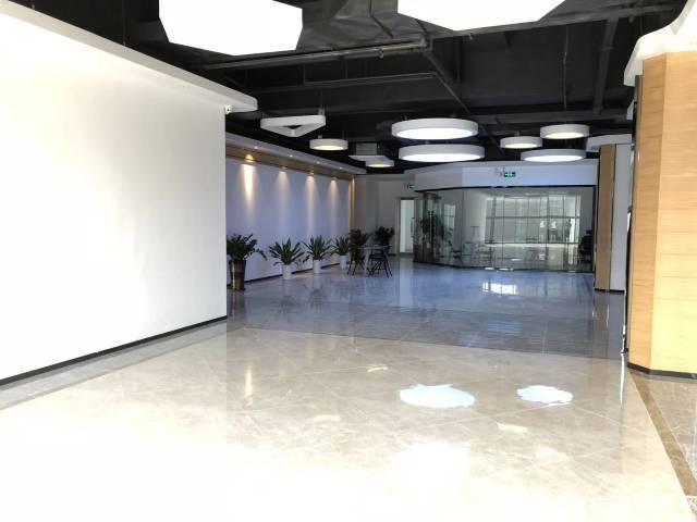 地铁口湖景带家私办公室100平方米