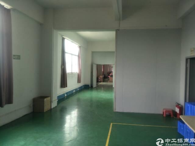 观澜库坑同富裕工业区新出带装修厂房580平招租-图2