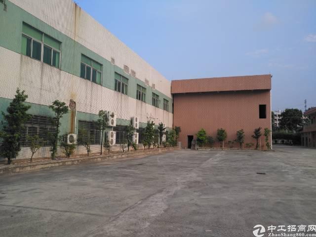 石碣独院厂房5000平米招租
