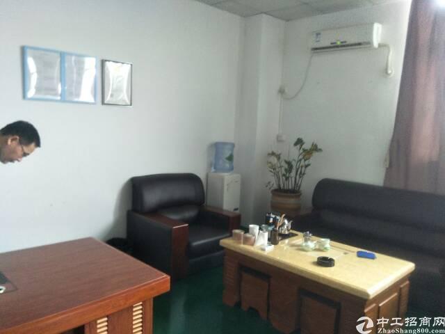 观澜库坑同富裕工业区新出带装修厂房580平招租-图4