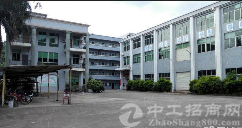 塘厦石谭埔出租全新独院厂房1800平每层豪华装修